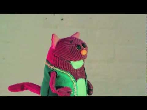 Corduroy Cat- CC Gets Jiggy With The Jig (Traditional Irish Jig)