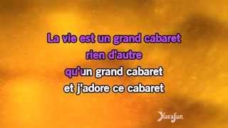 Karaoké Cabaret - Cabaret, le musical de Broadway *