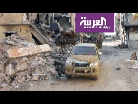 تنظيم أنصار الشريعة التابع للقاعدة يحل نفسه  - 21:21-2017 / 5 / 28