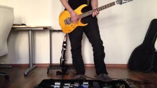 Limp Bizkit - Cambodia Live (Guitar Cover)