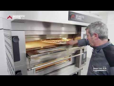 Moretti Forni Serie S Deck Oven - Functions And Features - Part 1 - Introduction