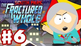 South Park: The Fractured But Whole - Gameplay Walkthrough Part 6 - Human Kite Powers!
