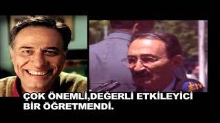 Kemal Sunal'in Türkiye'yi Yasa Boğan Cenazesi