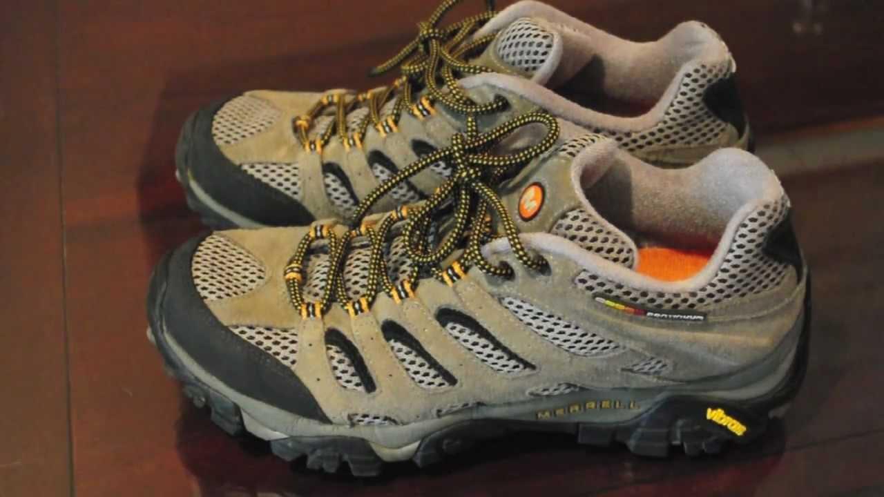 Merrell Vibram Shoes Review