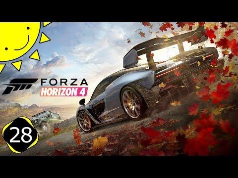 Let's Play Forza Horizon 4 | Part 28 - British Racing Green | Blind Gameplay Walkthrough thumbnail