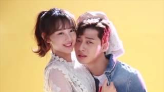 """Park Seo Joon & Kim Ji Won """"FIGHT MY WAY"""""""