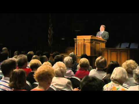 Brad R. Wilcox, 2009 ED Week - The Atonement: 'After All We Can Do'