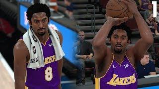 Kobe Comes Out Of NBA Retirement!    NBA 2K18 Kobe Bryant MyCareer Part 1  