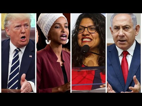 France 24:Israel bars entry to US Congresswomen targeted by racist Trump tweets