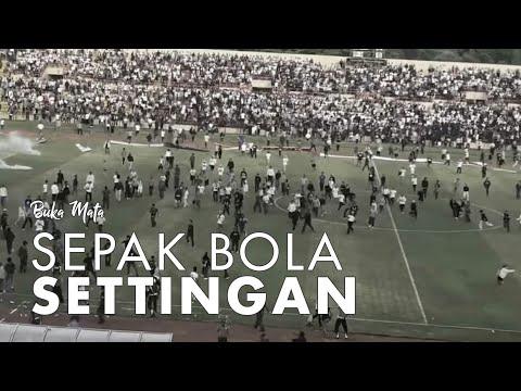 EKSLUSIF!!! Pengakuan Wasit Pengatur Skor di Liga Indonesia | Buka Mata