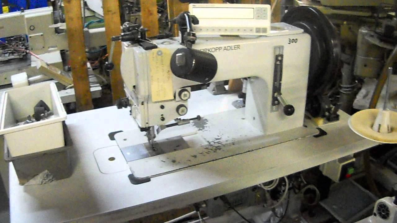 Durkopp adler 204 370 pastori srl macchine da cucire for Trony macchine da cucire