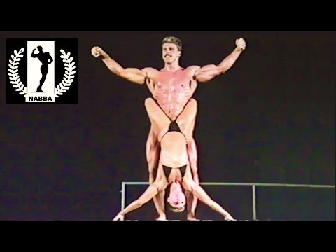 NABBA Austria Newcomers Cup 1989 - FULL EVENT