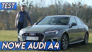 Test Audi A4 40 TDI 2.0 190 KM: Odświeżenie - #292 Jazdy Próbne