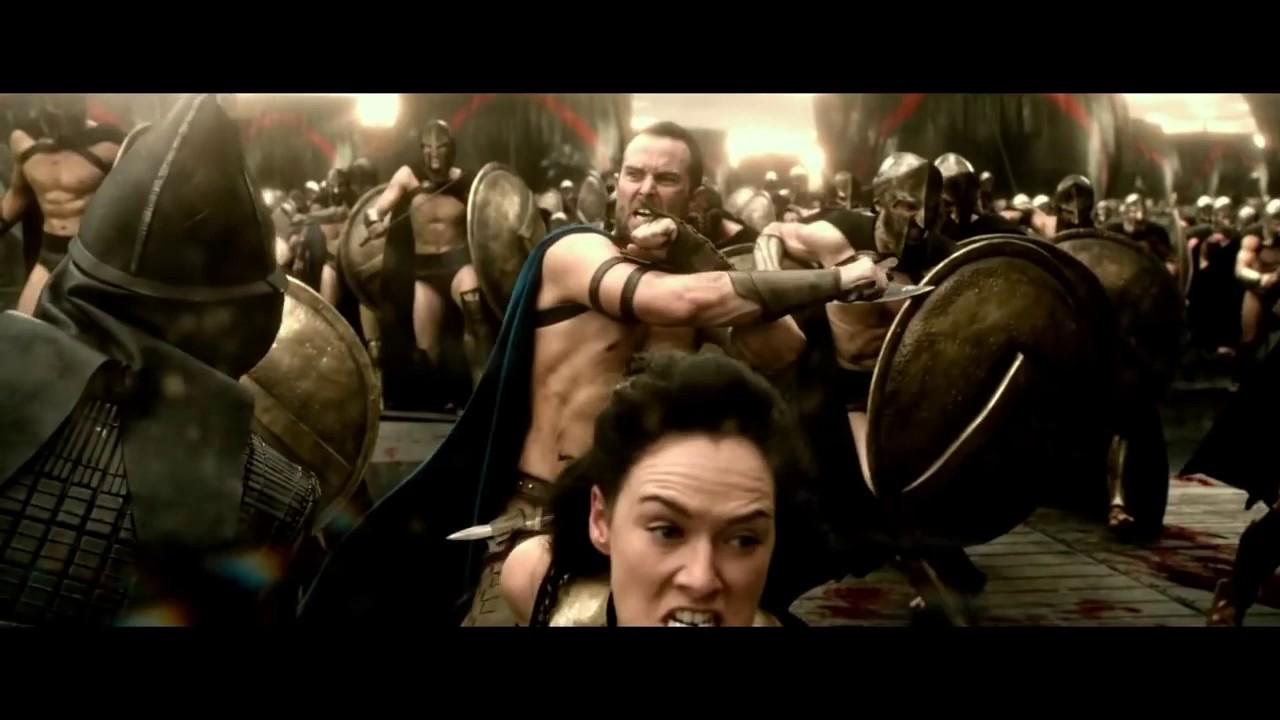 Download 300 Rise Of An Empire - Final Battle Part 3 2014 - Movie Clip HD