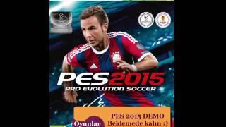 PES 2015 DEMO Xbox 360 ( Türkçe )