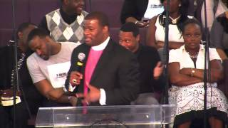 Bishop L. Spencer Smith - The Battle Over Your Be