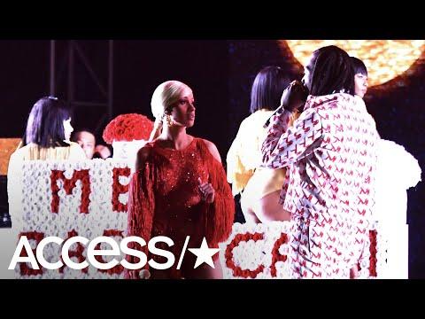 Cardi B Defends Offset After Fans Bash Him Online For Crashing Her Concert   Access Mp3