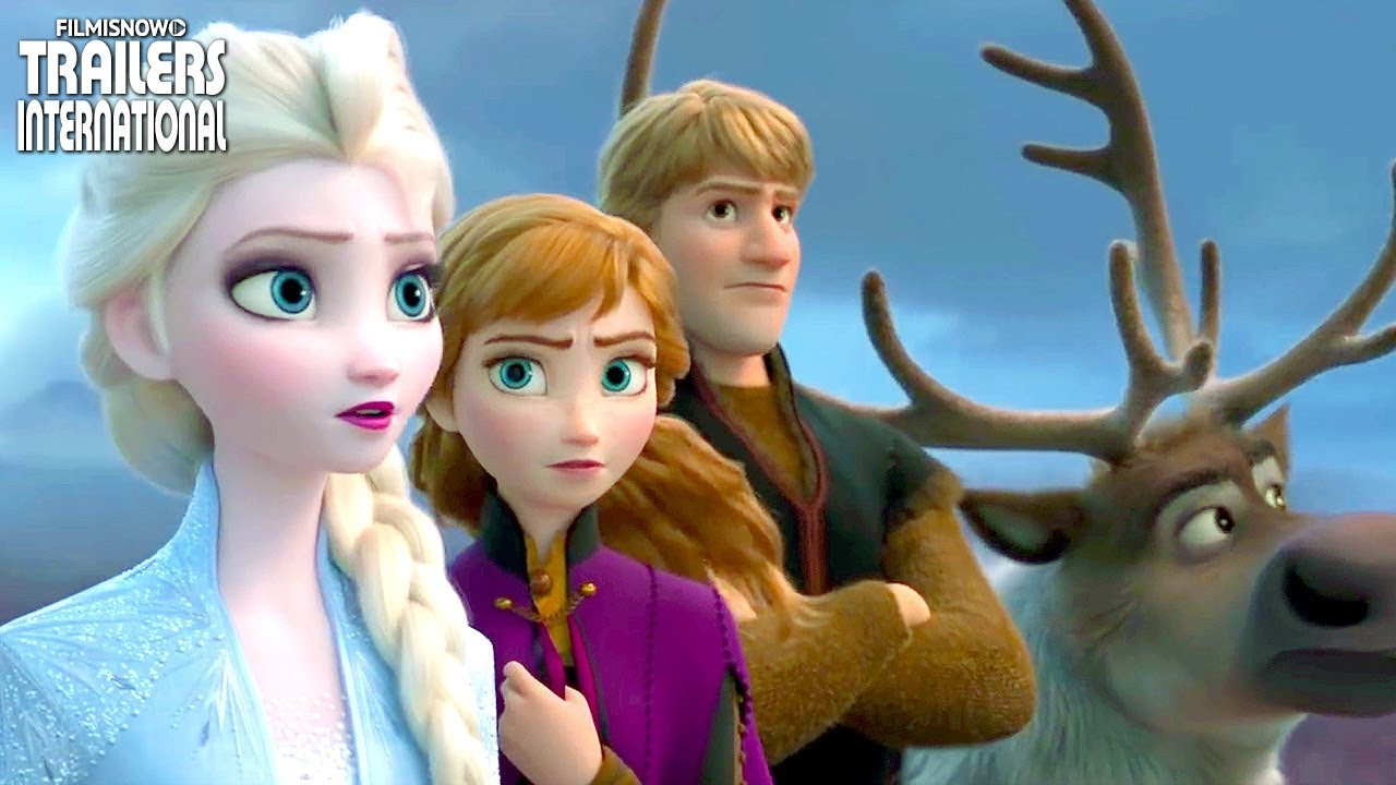 アナと雪の女王2 動画 日本語