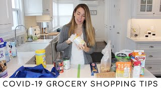 COVID-19 | 30 Tips for Grocery Shopping Safely during Coronavirus Pandemic