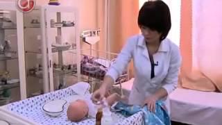 видео Вросший ноготь у малыша