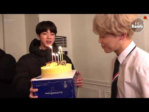 [BANGTAN BOMB] Jimin's Surprise Birthday Party - BTS (방탄소년단)