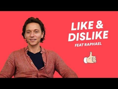 Raphael - Like & Dislike avec The Big Lebowski & Woody Allen