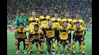 Aris - Atletico Madrid 1-0  Europa League (Full game and Pre - Post game)  16/9/10