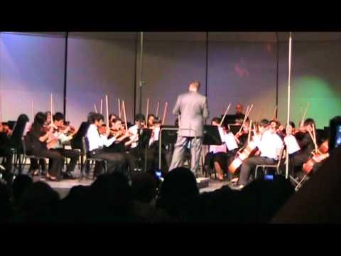 2010 Region XXV Middle School Orchestra (3/3)