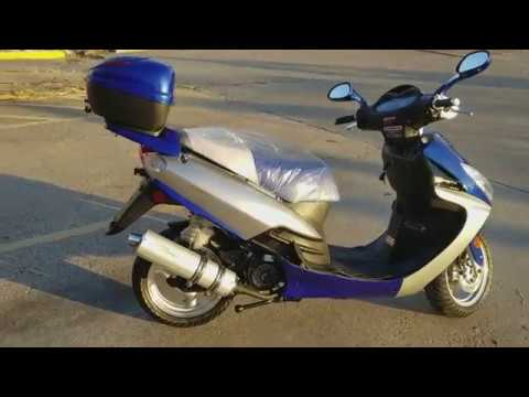 150cc Street Legal Scooter Review | Overview At Pioneer Powersports