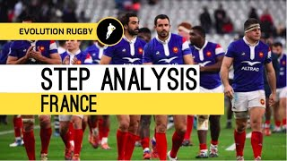Evolution Rugby Evade and Xcel France Evasion Analysis