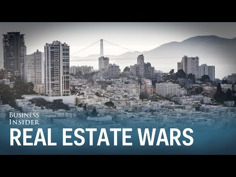 Real Estate Wars: Inside the class and culture battle that's