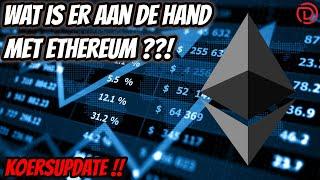 ☝Live   Wat is er aan de Hand met Ethereum?   Doopie Cash   Bitcoin & Crypto