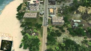 Let's Play Tropico 3 Absolute Power: Bananas 1 of 3