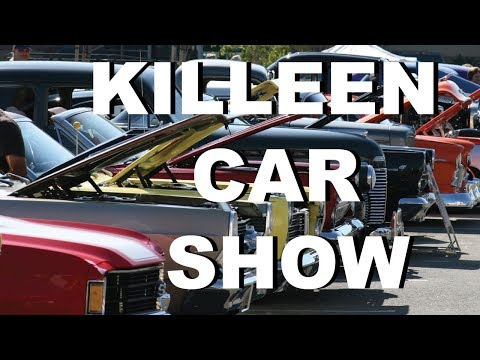 KILLEEN TEXAS CAR SHOW