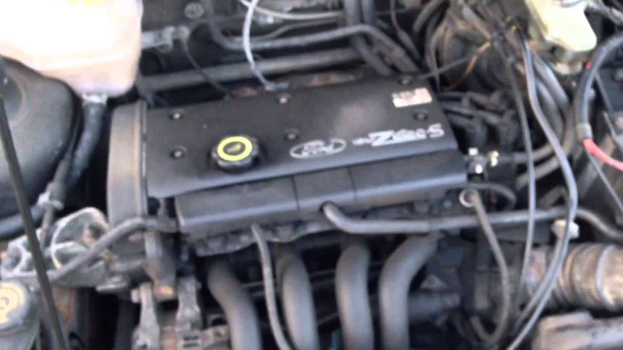 1997 ford fiesta engine running before it 39 s taken out of. Black Bedroom Furniture Sets. Home Design Ideas