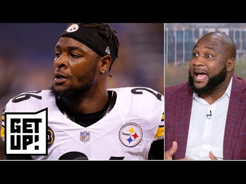 LeVeon Bell knew he was 'not welcome' with Steelers - Marcus Spears