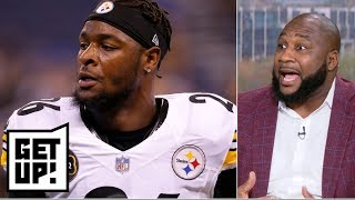 Le'Veon Bell knew he was 'not welcome' with Steelers - Marcus Spears
