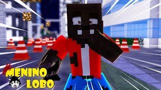 Minecraft: MENINO LOBO - UM LOBISOMEM NA CIDADE!!! EP: 02