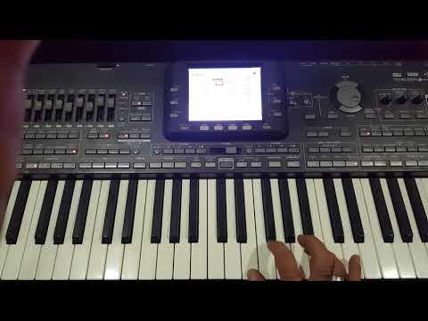 Org dersleri klavye  org nasıl çalınır 4