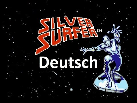 [German Fandub] Silver Surfer - Angry Video Game Nerd