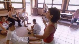 Teenage Tourettes Camp Part 4 -  Tourettes Documentary