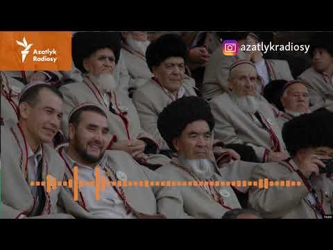 Türkmenistanyň Konstitusion Kanunynyň Täze Taslamasy çap Edildi