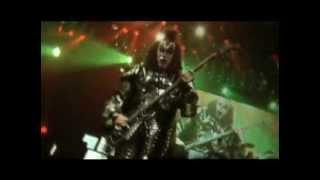 KISS - 100,000 Years / Eric Singer Drum Solo - Philadelphia 2009 - Sonic Boom Tour 2009
