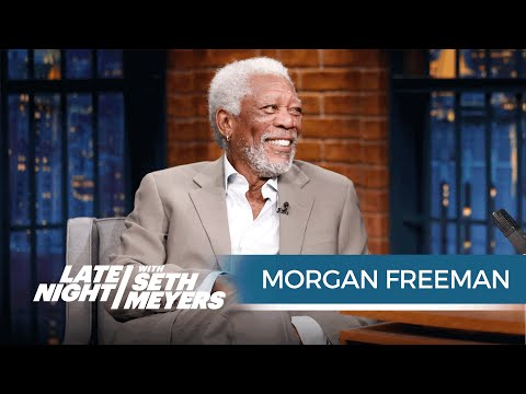Morgan Freeman Looks Back on The Shawshank Redemption