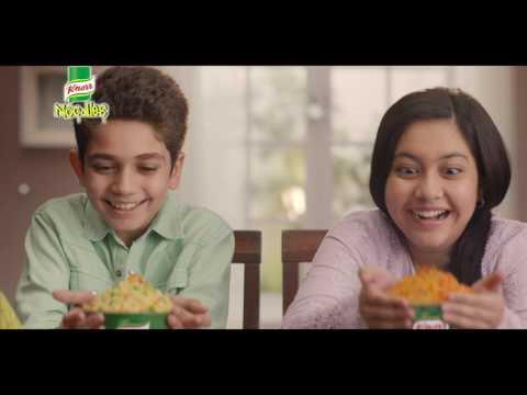 Knorr Noodles - Boriyat Bhagane Ka Fun Formula - TVC 2017