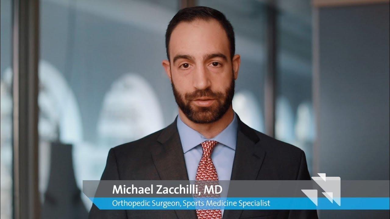 Michael Anthony Zacchilli, MD | Northwell Health