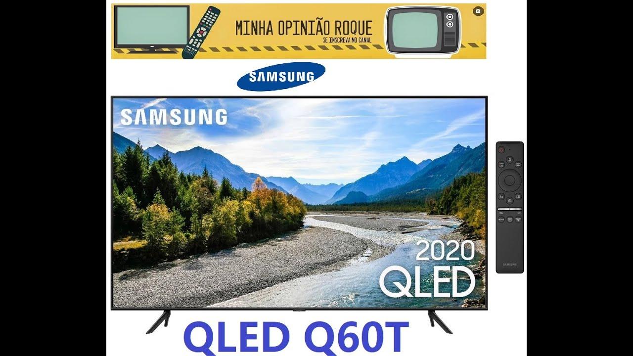 TESTE SAMSUNG QLED Q60T A QLED DE ENTRADA DE 2020 REVIEW / ANÁLISE JOGO XOBOX ONE NELA TAMBÉM