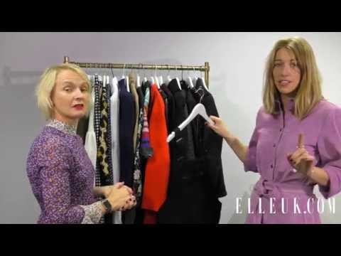 ELLE's editor Lorraine Candy packs her bag for Fashion Month