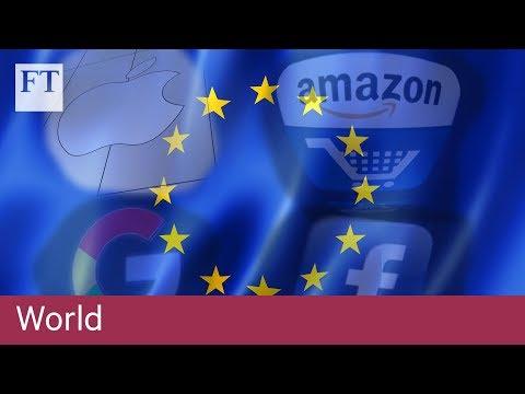 EU unveils digital tax on tech giants Mp3
