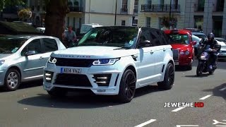 Lumma Design Range Rover Sport CLR RS 2014 Videos